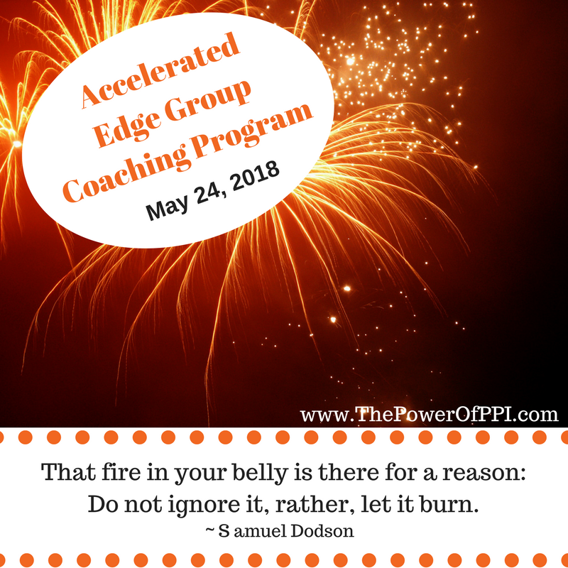 Accelerated Edge Group Coaching Program